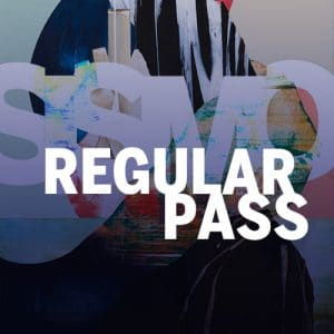 Regular PASS SISMO Festival